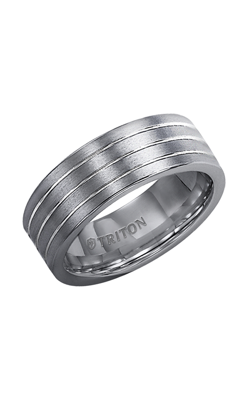 Triton Tungsten Carbide Wedding Band 11-2319C product image