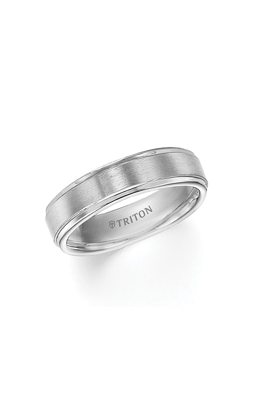 Triton Tungsten Carbide Wedding Band 11-2133HC product image
