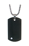 Triton Necklaces Dog Tags 67-2778C product image