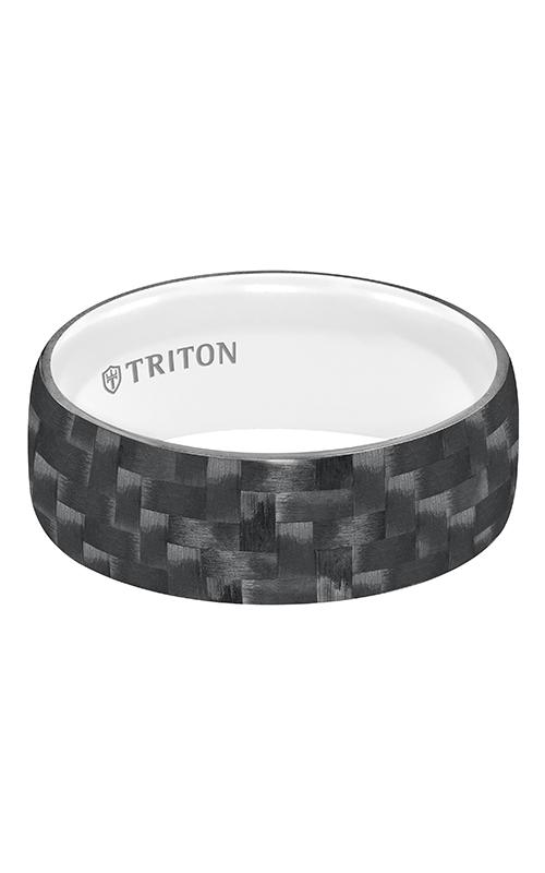 Triton  Wedding Band  11-5625TTH-G product image
