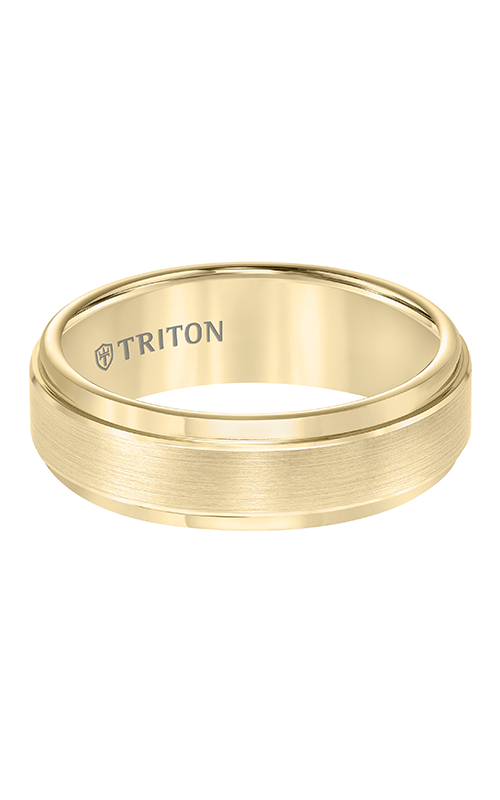 Triton Wedding Band  11-2097YC-G product image