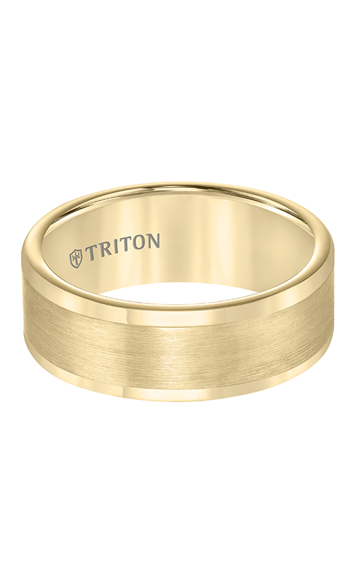 Triton Wedding Band  11-2118YC-G product image