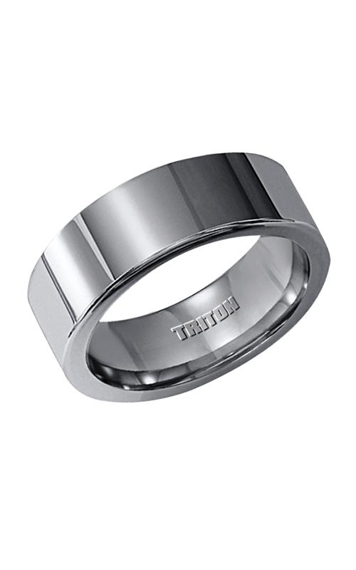 Triton Tungsten Carbide Wedding Band 11-2142C-G product image