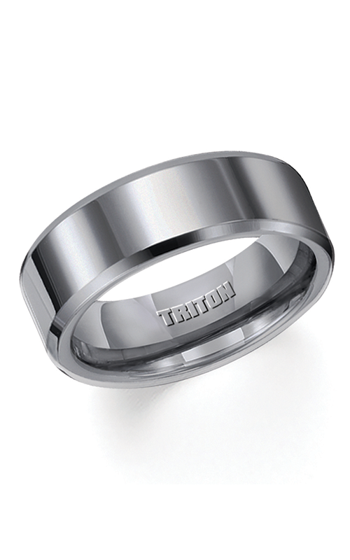 Triton  Tungsten Carbide Band  Wedding Band  11-2330C-G product image
