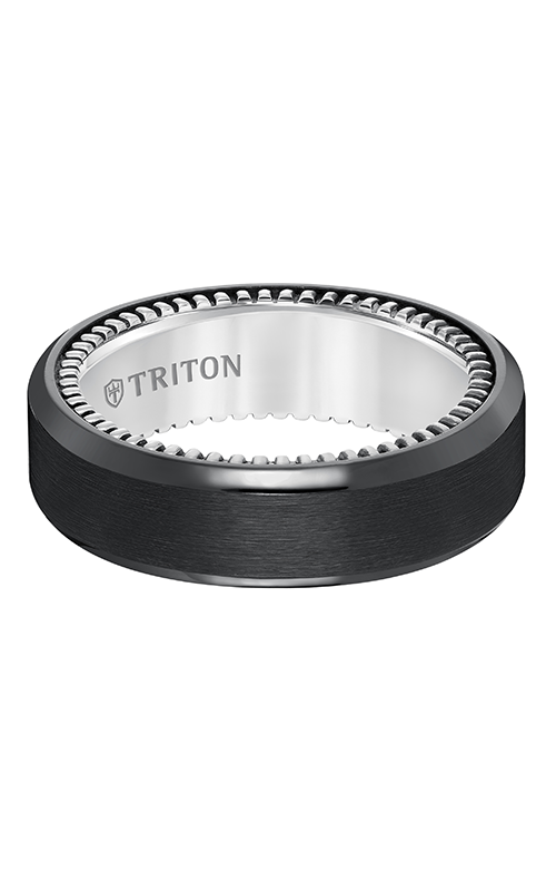 Triton  Wedding Band  11-5637BV-G product image