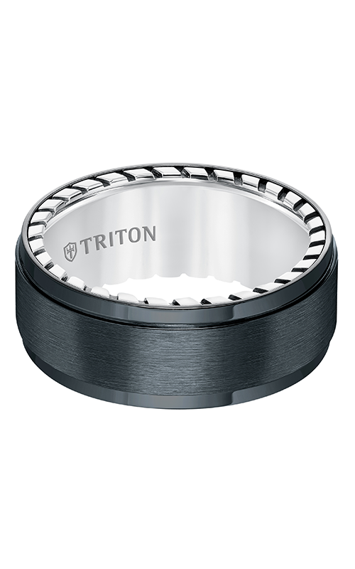 Triton  Wedding Band  11-5647BV-G product image