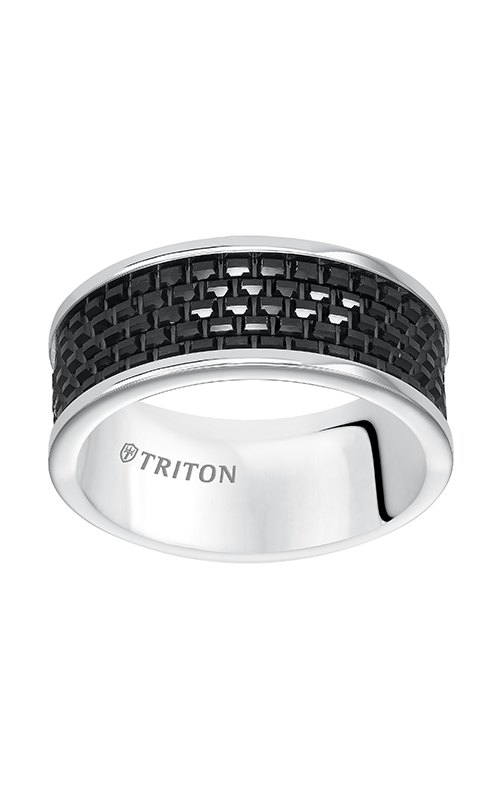 Triton Tungsten Carbide Wedding Band 11-5248MC-G product image