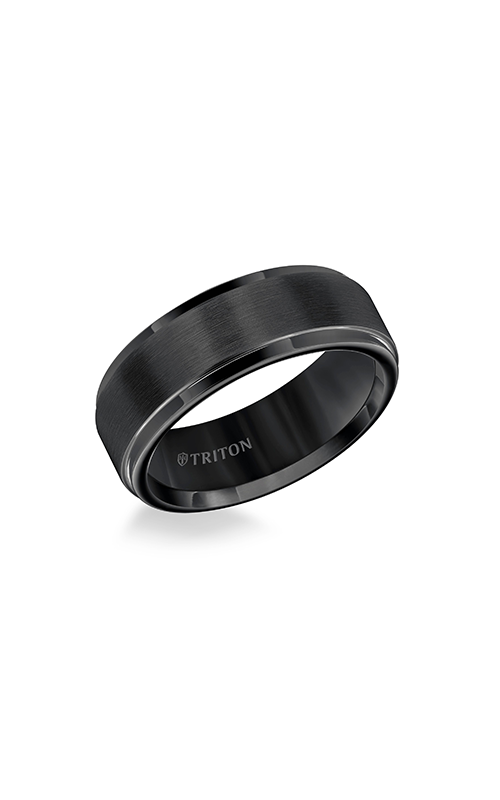 Triton Wedding Band  11-5576BC8-G product image