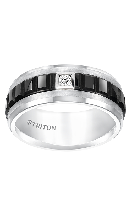 Triton  9mm Comfort Fit MTC Bevel Edge Band - A  Wedding Band  22-5423MC-G product image