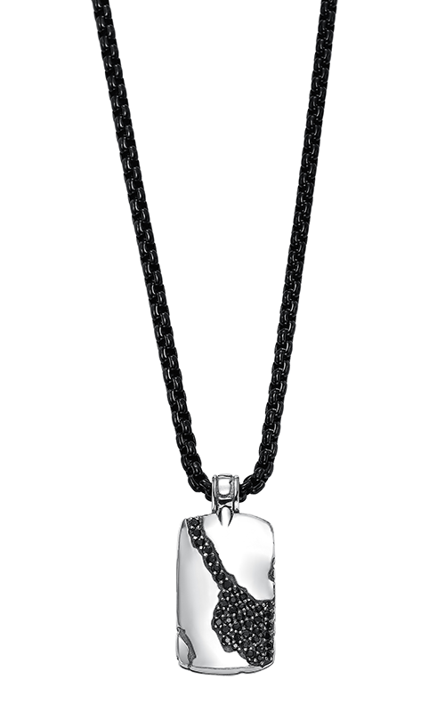 Triton  Silver Weathered Dog tag- A    67-5261-G product image