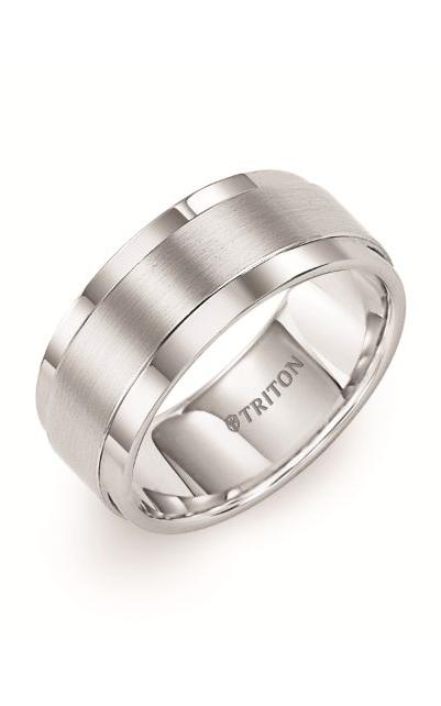 Triton Engraved Wedding Band 11-2096HC-G product image