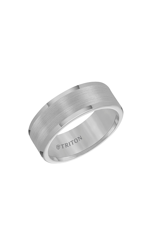 Triton Engraved Wedding Band 11-2118C-G product image