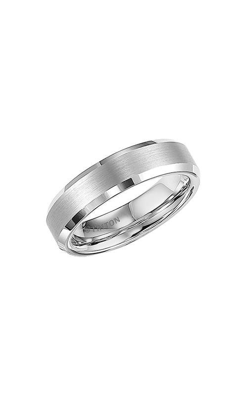 Triton Tungsten Carbide Wedding Band 11-2233HC-G product image