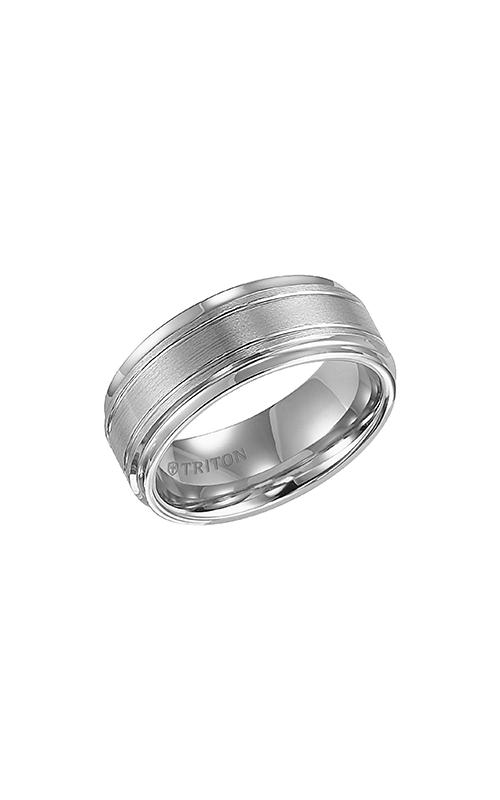 Triton Engraved Wedding Band 11-2247HC-G product image