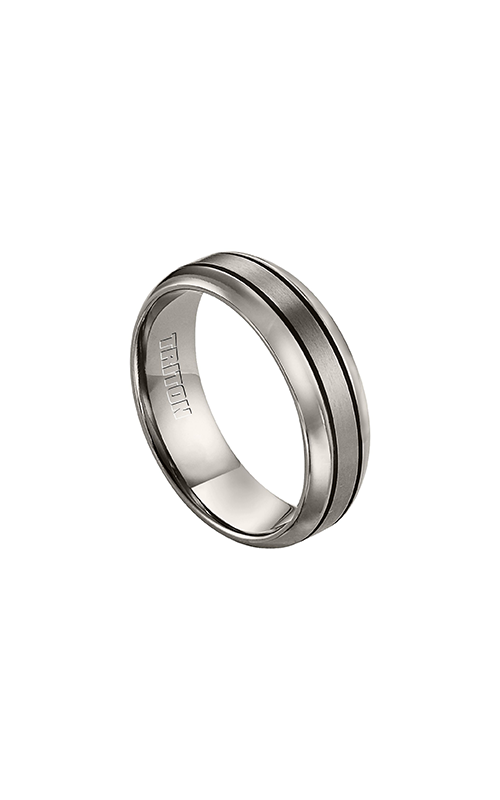 Triton Engraved Wedding Band 11-3300T-G product image