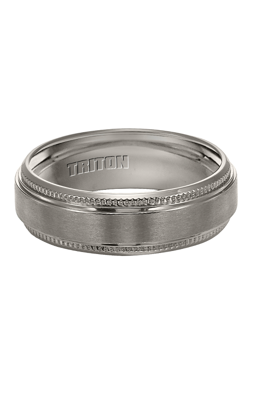 Triton Engraved Wedding Band 11-3301T-G product image