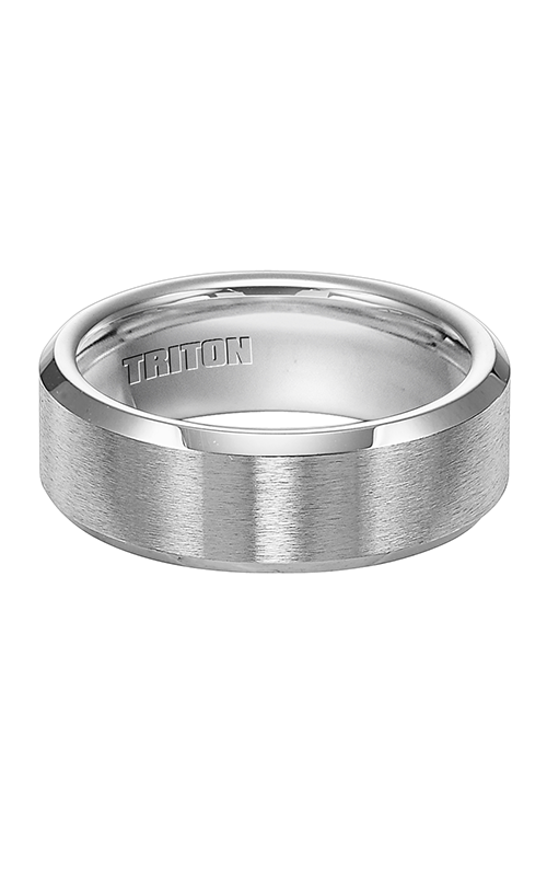 Triton Engraved Wedding Band 11-3470Q-G product image