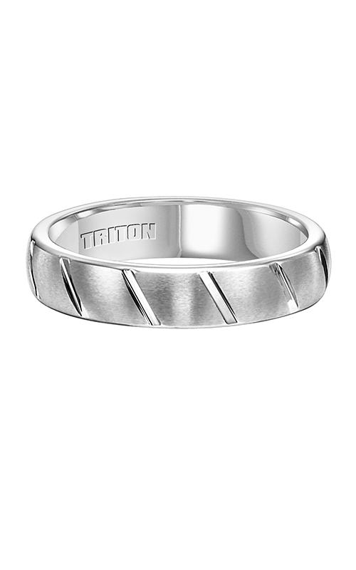 Triton Engraved Wedding Band 11-4427HC-G product image