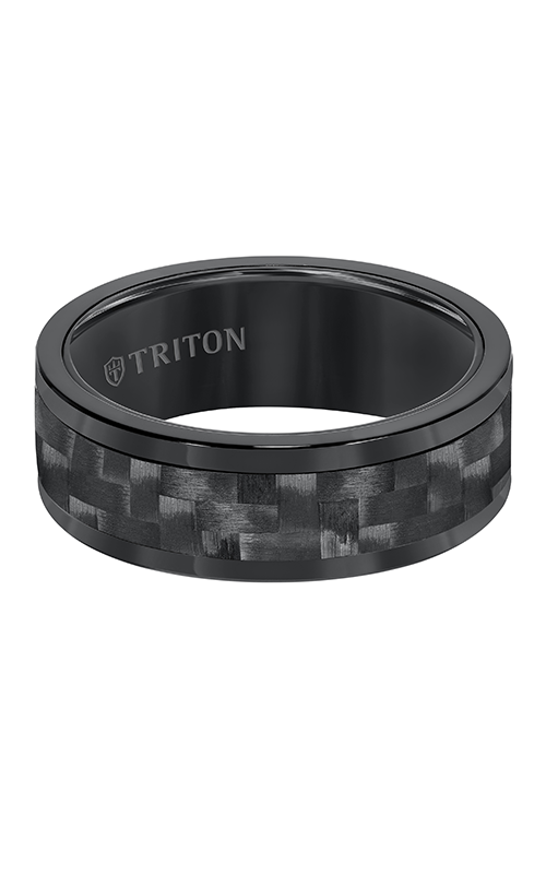 Triton Engraved Wedding Band 11-5810BC-G product image
