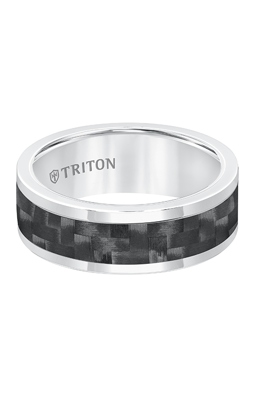 Triton Engraved Wedding Band 11-5810HC-G product image
