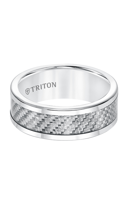 Triton Engraved Wedding Band 11-5810HS-G product image