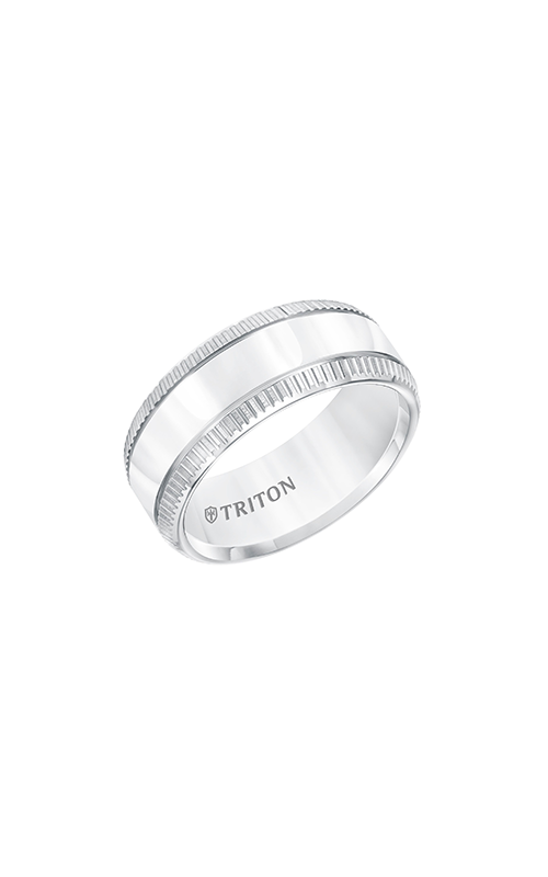 Triton Engraved Wedding Band 11-5811HC-G product image