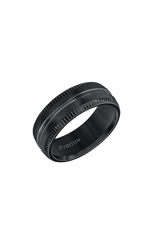 Triton Engraved Wedding Band 11-5813BC-G product image