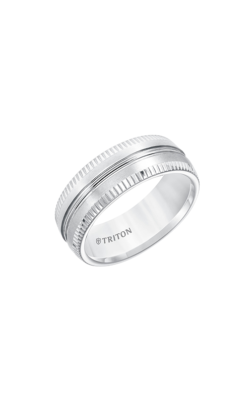 Triton Engraved Wedding Band 11-5813HC-G product image
