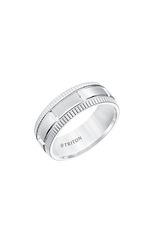 Triton Engraved Wedding Band 11-5815HC-G product image