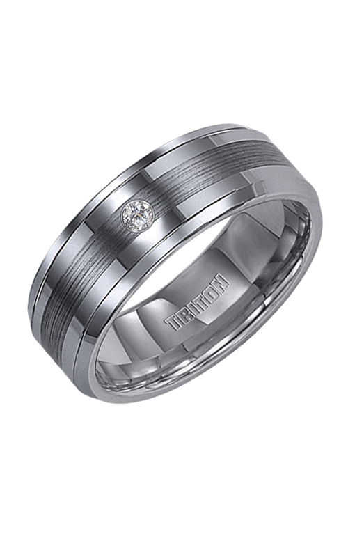 Triton Diamond Wedding Band 21-2331C-G product image