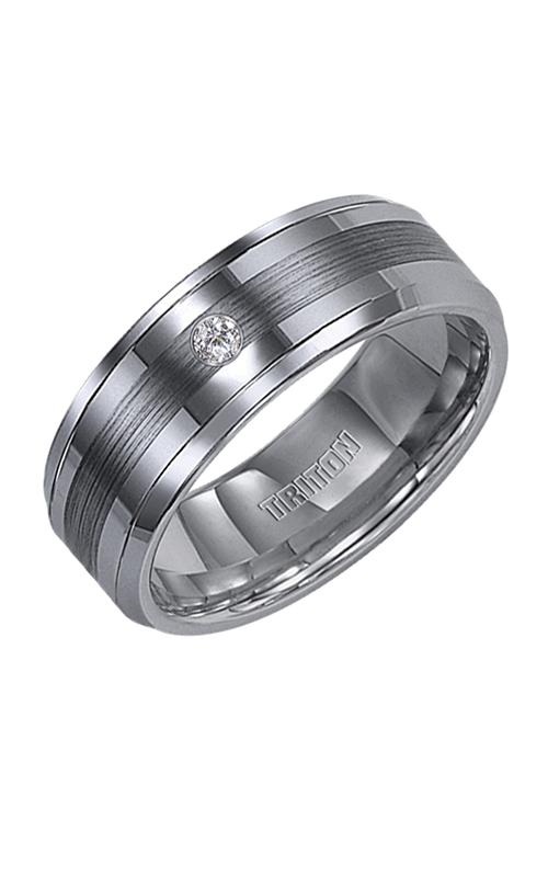 Triton Diamond Wedding Band 21-2331C-G product image