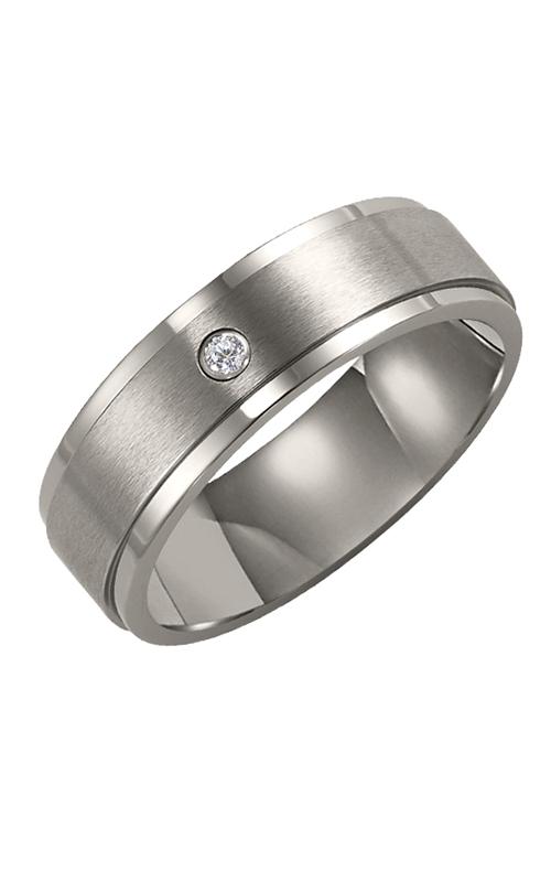 Triton Diamond Wedding Band 21-2835T-G product image