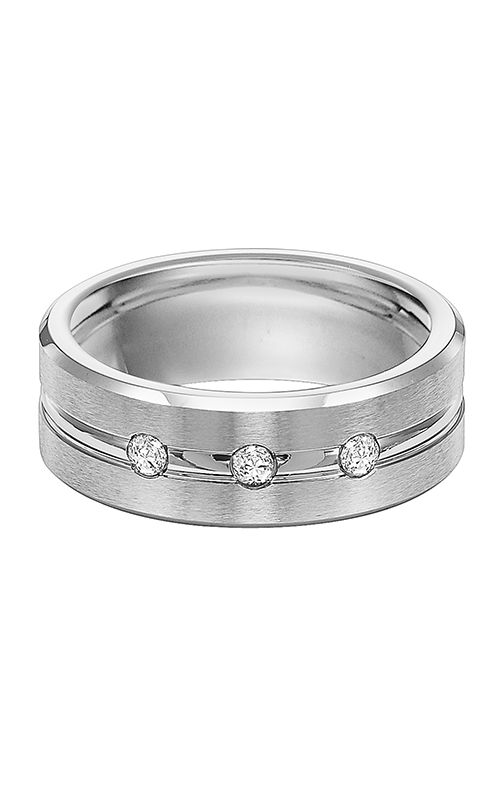 Triton Diamond Wedding Band 22-3437Q-G product image