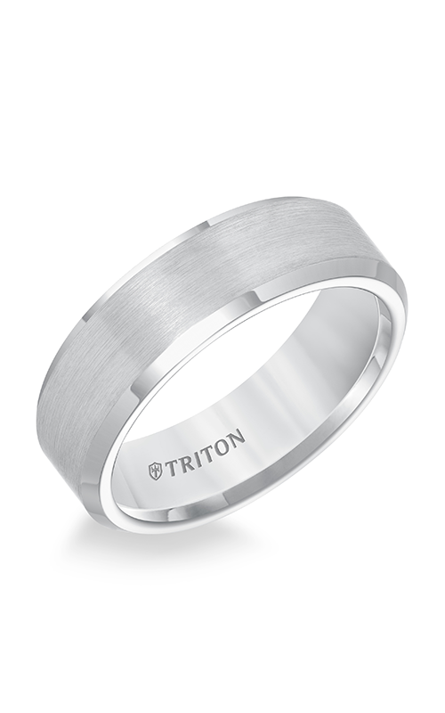 Triton Engraved Wedding Band 11-5572C7-G product image