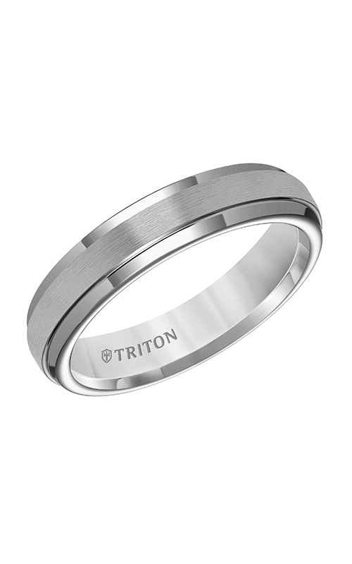 Triton Engraved Wedding Band 11-5573C7-G product image