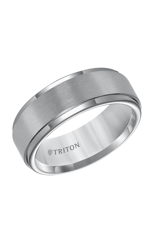 Triton Engraved Wedding Band 11-5576HC8-G product image