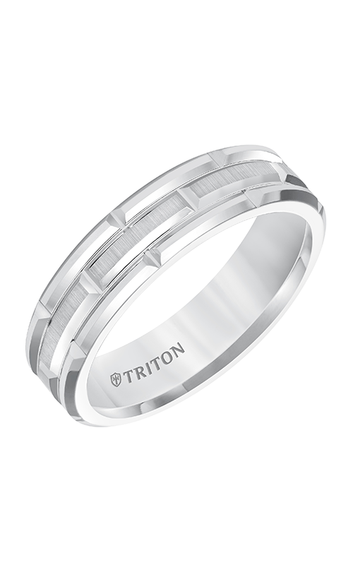Triton Engraved Wedding Band 11-5578HC6-G product image