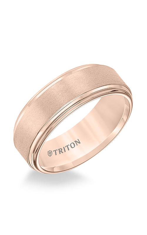 Triton Engraved Wedding Band 11-5732RC-G product image
