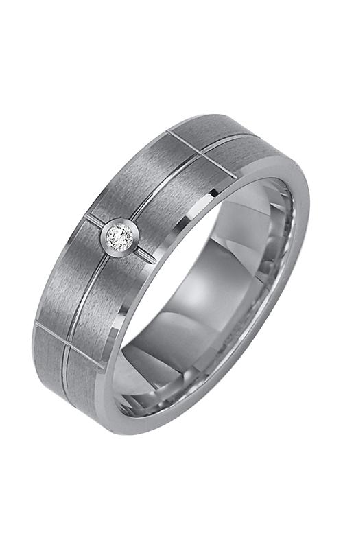 Triton Diamond Wedding Band 21-2210C-G product image
