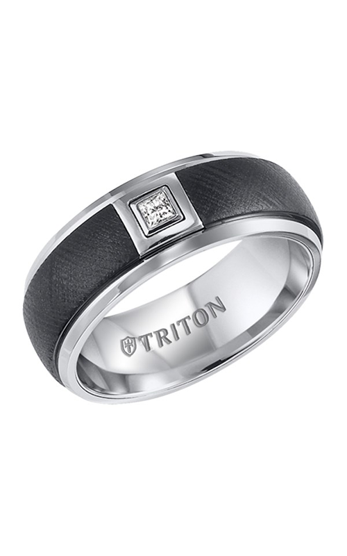Triton Diamond Wedding Band 22-4328MC-G product image