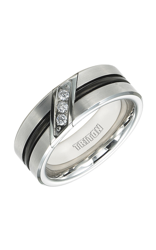 Triton Diamond Wedding Band 22-4337MC-G product image