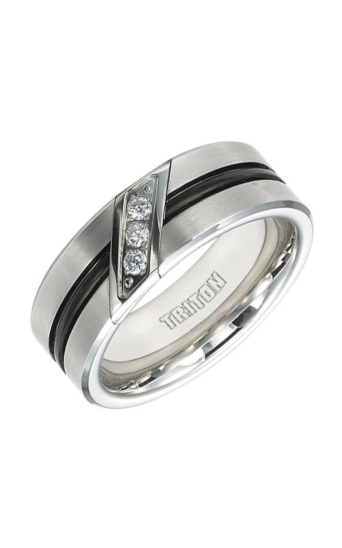 Triton Diamond Wedding Band 22-4337MC-G product image
