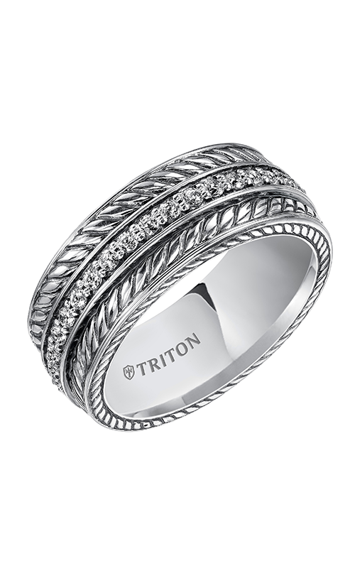 Triton Diamond Wedding Band 22-4927V100-G product image