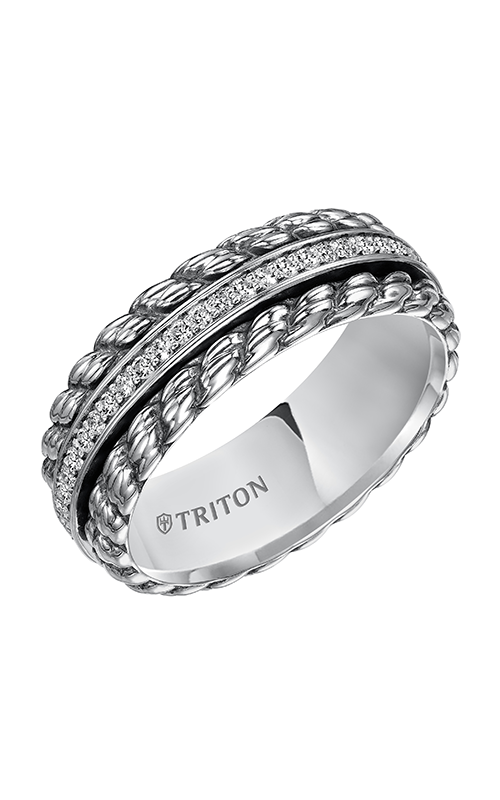 Triton Diamond Wedding Band 22-4928V100-G product image