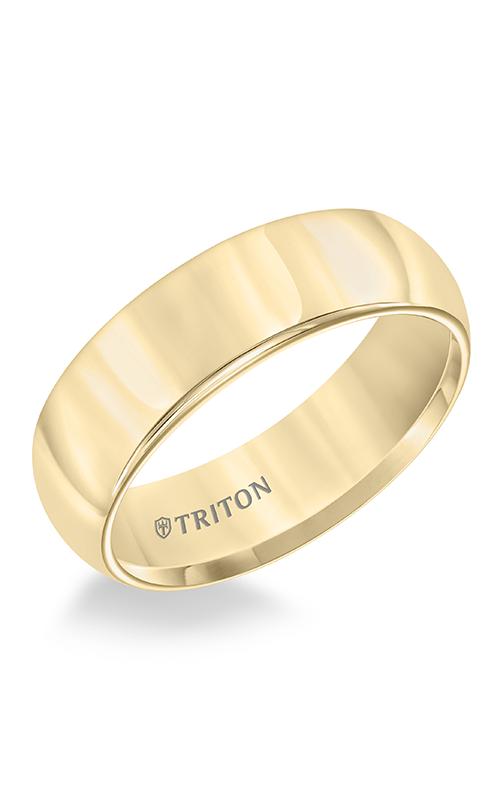 Triton Engraved Wedding Band 11-2127C-G product image