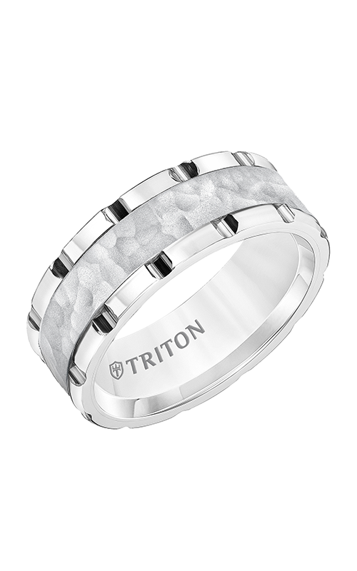 Triton Engraved Wedding Band 11-5937HC8-G product image