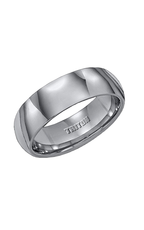 Triton Tungsten Carbide Wedding Band 11-2127C-G product image