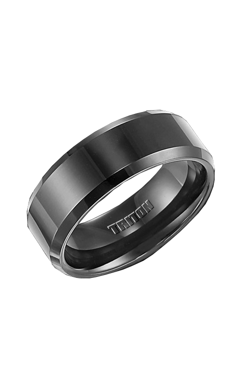 Triton Tungsten Carbide Bevel Edition Band 11-2330BC-G product image