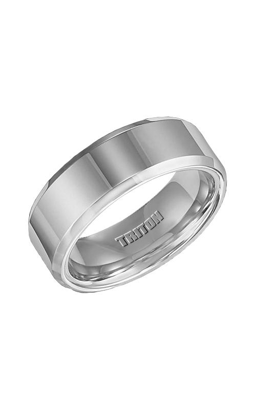 Triton Tungsten Carbide Wedding Band 11-2330HC-G product image