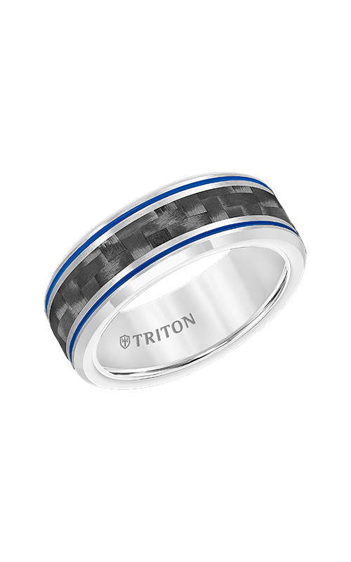 Triton Tungsten Carbide Band 11-5934CBL8-G product image